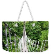 Sky Bridge Weekender Tote Bag