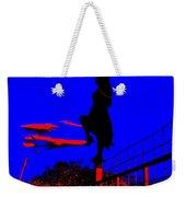 Sky Dancer Weekender Tote Bag