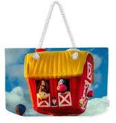 Sky Farming  Weekender Tote Bag