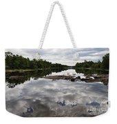 Sky In The Water Weekender Tote Bag
