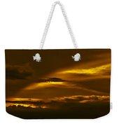 Sky Of Golden Fleece Weekender Tote Bag