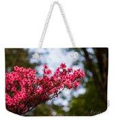 Skylit Blooms Weekender Tote Bag