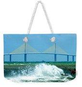 Skyway Splash Weekender Tote Bag