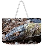 Sleeping Monster Weekender Tote Bag