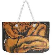 Sleeping Nymph4 - Female Nude Weekender Tote Bag