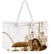 Sleepy At The Fair Weekender Tote Bag