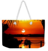 Slice Of Life Weekender Tote Bag