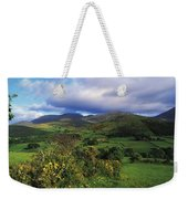 Slieve Bearnagh, Mourne Mountains, Co Weekender Tote Bag