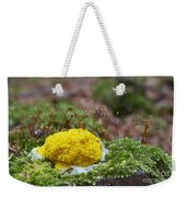 Slime Mould Weekender Tote Bag