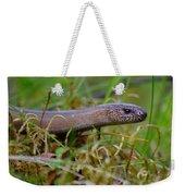 Slowworm Weekender Tote Bag