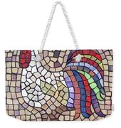 Sly Rooster Weekender Tote Bag by Cynthia Amaral