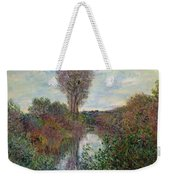 Small Branch Of The Seine Weekender Tote Bag