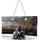 Small Christmas Tree Filtered Weekender Tote Bag