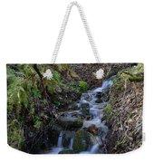 Small Creek Weekender Tote Bag