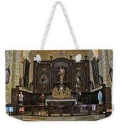 Small French Chapel Weekender Tote Bag
