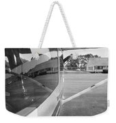 How Bout I Pick You Up Weekender Tote Bag