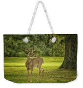 Small Stag Weekender Tote Bag