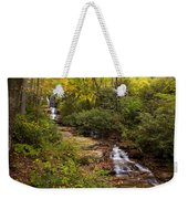 Small Stream Weekender Tote Bag