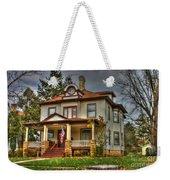 Small Town Patriotism Weekender Tote Bag