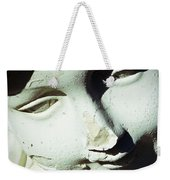 Smile On Her Face Weekender Tote Bag