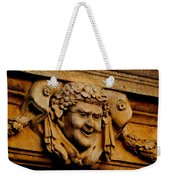 Smile Perpetuated Weekender Tote Bag