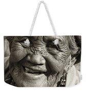Smile Weekender Tote Bag