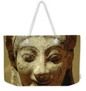 Smiling Goddess Weekender Tote Bag