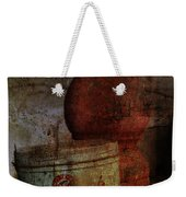 Smoke On The Porch  Weekender Tote Bag
