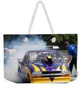 Smoke Show Weekender Tote Bag