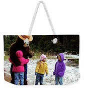Smokey And The Girls Weekender Tote Bag