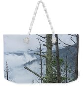 Smokey Mountain Forest No.612 Weekender Tote Bag