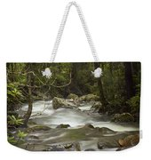 Smokey Mountain Stream No.326 Weekender Tote Bag