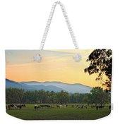 Smoky Mountain Horse Herd Weekender Tote Bag