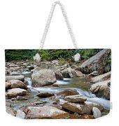 Smoky Mountain Streams Weekender Tote Bag
