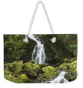 Smoky Mountain Waterfall - Mouse Creek Falls Weekender Tote Bag
