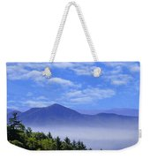 Smoky Mountains Weekender Tote Bag