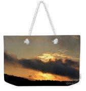 Smoldering Sunrise Weekender Tote Bag