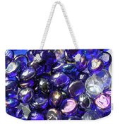 Smooth Stones Weekender Tote Bag
