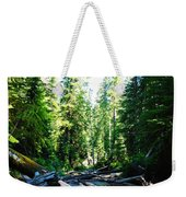 Snag On Iron Creek Weekender Tote Bag