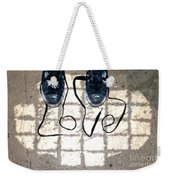 Sneaker Love 1 Weekender Tote Bag by Paul Ward