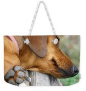 Sniffing Out Dreams Weekender Tote Bag