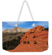 Snow Canyon 1 Weekender Tote Bag