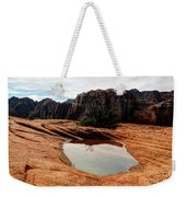 Snow Canyon 3 Weekender Tote Bag