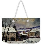 Snow In Gendron Weekender Tote Bag