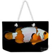 Snowflake Clownfish Weekender Tote Bag