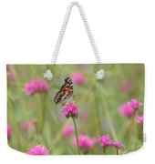 So Many Flowers So Little Time Weekender Tote Bag