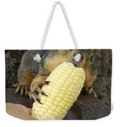 So Much Sweet Corn So Little Time Weekender Tote Bag