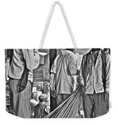So Much Uncertainty Weekender Tote Bag