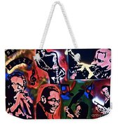 So So Jazzy Weekender Tote Bag
