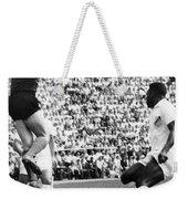 Soccer Match, 1966 Weekender Tote Bag by Granger